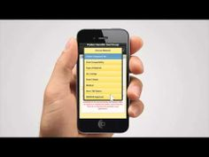 Our latest app to help you work better. Parker O-Ring Division's Mobile inPHorm™ App [video]