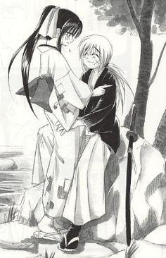 Resultado de imagen para kenshin himura manga