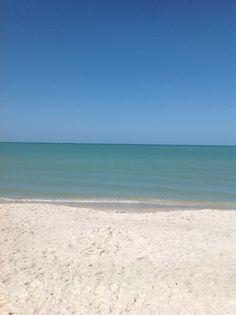 Naples, Florida I remember the white sandy beaches