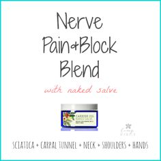 Nerve Pain Relief Naturally