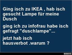 Ging isch zu IKEA..