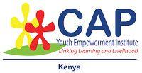 NGO Jobs in Kenya  CAP Youth Empowerment Institute