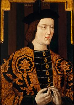 Edward IV, son Cecily and Richard of York, brother of Richard III, married to Elizabeth Woodville, father of the Little Princes in the Tower and Elizabeth, wife of Henry VII and mother of Henry VIII | The Royal Collection