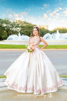 Quinceanera Party, Quinceanera Dresses, Quince Dresses, Xv Dresses, Quince Pictures, Birthday Girl Pictures, Book 15 Anos, Quinceanera Photography, Beautiful Dresses