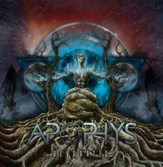 Tech-Death Tuesday: APOPHYS Mix Science Fiction With Shred Reality on Devoratis