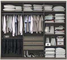 Resultado de imagen para parte interna de guarda roupa