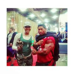 Arnold Sports Festival 2014: Meet the Champs. Read here: http://militarygradenutritionals.com/blog/military-training/believe-it-or-not-the-arnold-sports-festival-more-than-a-freak-show/ #Arnold_2014