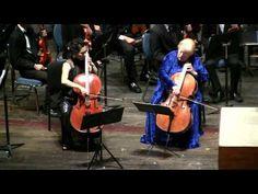 Vivaldi, Concerto for two cellos in G minor, RV 531, CPYO 2012-06-10 - YouTube