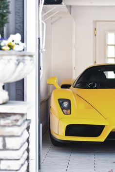 Yellow Enzo.