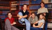 Boy Meets World.we need more shows like this I feel like this Girl Meets World is really going to be disappointing. You can't compare a show to this masterpiece. Boy Meets World, Incorrigible Cory, 3 Bmw, Back In The 90s, The Lone Ranger, Thing 1, 90s Kids, Kids Tv, The Good Old Days