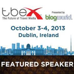 Me voy a Dublín a hablar en el TBEX