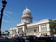 Capitolio building, Havana, Cuba