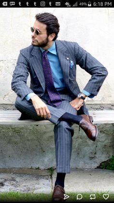 6360fd4350 1303 mejores imágenes de trajes hombre