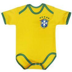 Brazil World Cup Baby Onesie Soccer Tournament 0e26271d1