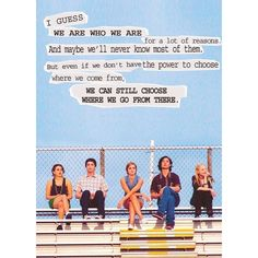 """Done reading """"The Perks Of Being A Wallflower"""" ❤ liked on Polyvore featuring pictures, quotes, words, text, people, phrase and saying"""
