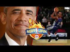 NBA Jam - Obama's New Career