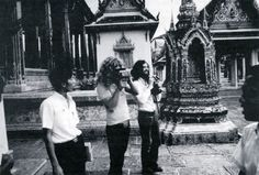 Page and Plant / i believe this pic taken in Thailand (( Patti Satima ))