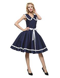 34b97b17180c 45 Best Women Sailor Costume images | Sailor costumes, Dress, Gowns