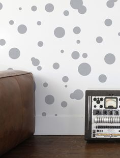 Aimée Wilder, Space Dots Wallpaper