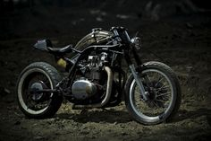 RocketGarage Cafe Racer: Rat Cafe