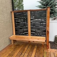 H x 3 ft. W Branch Metal Privacy Screen Backyard oasis privacy screens Hideaway Screens 6 ft. H x 3 ft. W Branch Metal Privacy Screen Privacy Fence Designs, Privacy Screen Outdoor, Privacy Panels, Deck Privacy Screens, Privacy Wall On Deck, Outdoor Decorative Screens, Cheap Privacy Fence, Hot Tub Privacy, Privacy Planter
