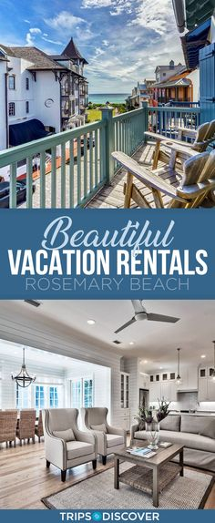 Florida Beach House Rentals, Beach Vacation Rentals, Florida Vacation, Vacation Spots, Vacation Ideas, Rosemary Beach Rental, Rosemary Beach Florida, Travel Goals, Travel Tips