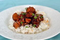 Bourbon Chicken -- Supper for a Steal