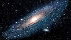 universe, space, stars, disc galaxy
