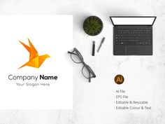 Bird logo designed by BdThemes. Connect with them on Dribbble; Logo Color, Text Color, Bird Logos, Saint Charles, Show And Tell, Company Names, Slogan, Logo Design, Graphics
