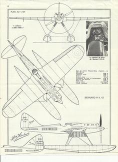 Bernard H.V.40, H.V. 41 and H.V.42 - RC Groups
