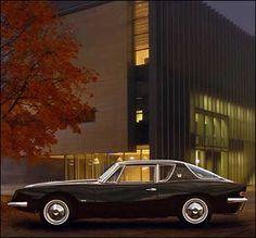 Avanti. My nerdy ideal muscle car.
