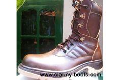 Sepatu Boots  Type C-01C  DANY :081802060232 / PIN-BB 2316726C   www.ciarmy-boots.com