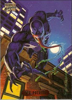 1994 Marvel Masterpieces (Base Set) 131-A by Fleer