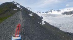 Worthington Glacier hike - Valdez