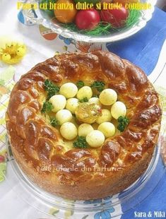Pastry And Bakery, Ricotta, Camembert Cheese, Easter, Easter Activities