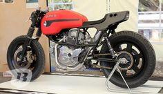 JVB Moto Ducati Pantah
