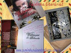 Caixinha do Caminhando: Caixinha literária de Novembro Saiba mais em⤵ http://www.caminhandoentrelivros.com.br/2015/11/caixinha-do-caminhando-caixinha.html?m=1