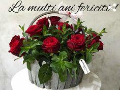 Happy Birthday Greetings, Flower Arrangements, Glass Vase, Flowers, Decor, Board, Floral Arrangements, Decoration, Birthday Wishes Messages