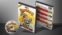 Turma Da Mônica Em Cine Gibi 9 - Capa | VITRINE - Galeria De Capas - Designer Covers Custom | Capas & Labels Customizados