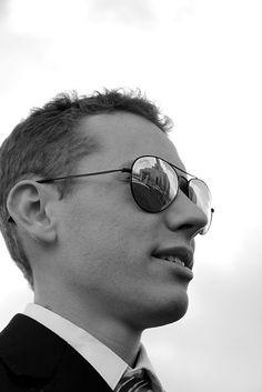 Missionary sunglasses.