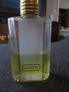 Vintage Aramis After Shave 1.7 fl oz for Men 1/2 full