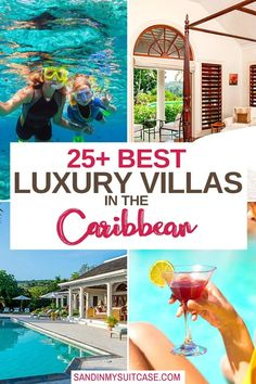 Want to rent a Caribbean vacation villa? Barbados has a great selection of luxury Caribbean villas. Mustique is exclusive, as is St Barts. See these fabulous Caribbean villa rentals! | Luxury Caribbean rentals | Best Caribbean villas | Caribbean villa holidays | Caribbean vacation villas