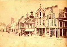 Je bent Utrechter: Vreeburg 1870