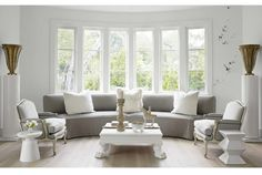 Light and bright, open and airy, clean and rustic, vintage and contemporary.