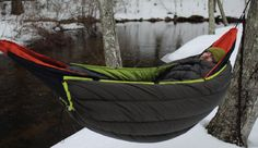 Hammock Insulation – Bags vs. Quilts | Eagles Nest Outfitters Inc