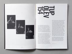 Editorial Design - Hoe de beelden schuin lopen en de tekst ook