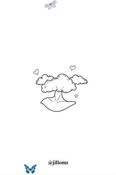Minimalist Drawing of Head in the Clouds @Jilloms on YouTube Illustrations & Essay on Loneliness #lineart #illustration #drawing #art #minimalistdrawing #drawinginspo #drawingideas #digitalart #minimaltattoos #drawingofheadintheclouds #womanwithclouds #cloudsdrawing<br> Mini Drawings, Easy Drawings, Drawing Sketches, Drawing Art, Simple Tumblr Drawings, Tattoo Sketches, Cloud Drawing, Cloud Art, Head In The Clouds