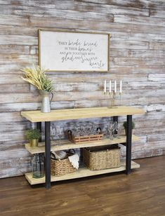 Reinvent your space with our Wide Plank Shiplap interior siding. Our Weathered White shiplap is made from new solid wood with a stunning distressed finish that mimics aged or distressed wood without… Decor, Wainscoting Wall, Farmhouse Decor Trends, Farmhouse Wall Decor, Farm House Living Room, Wall Planks, Trending Decor, Ship Lap Walls, Farmhouse Dining