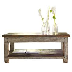 Brimming with classic style and timeless charm, this refined design brings lasting appeal to your home.      Product: Coffee table