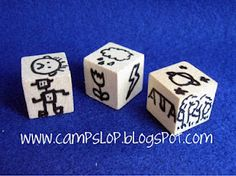 Story-telling Dice